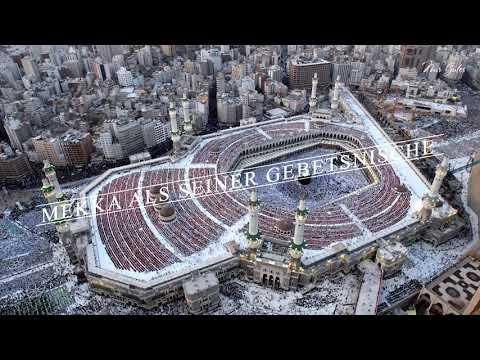 Tafakkur Fenster [006] - Segenswünsche (Salawat) auf den Propheten sas